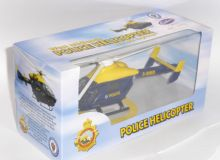 McDonnell Douglas MD Explorer West Midlands Police Helicopter Model Scale 1:60 G-WMID  G